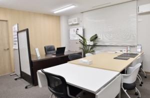 札幌遺産相続手続き専門代行所 応接室